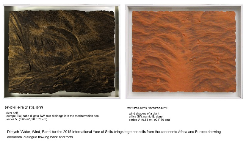 diptych water wind earth Kopie